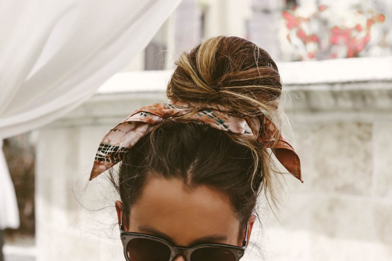 Summer of Diane Head Wrap Miami Style Blogger 6