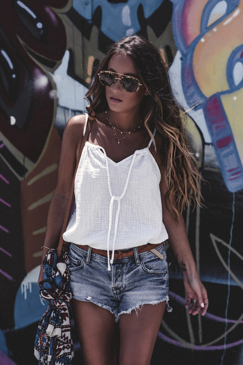 Summer of Diane Miami Blogger Boho Beach Style