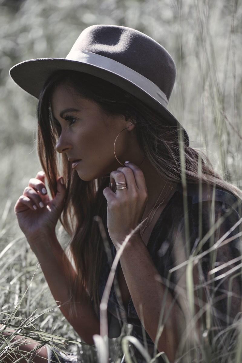 Summer of Diane Style Blogger Julia Szendrei Jewelry