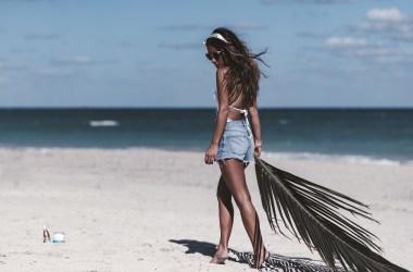 Summer of Diane Boho Style Blogger Kopari Beauty
