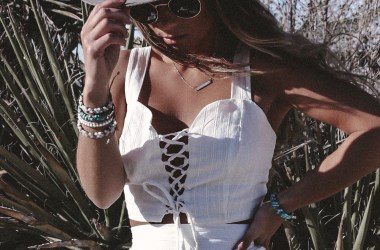 Summer of Diane Boho Style Blogger Coachella Festival Style Salty Arrow