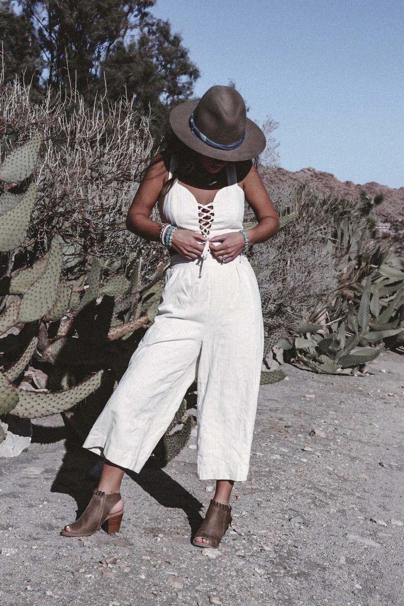 Summer of Diane Boho Style Blogger Coachella Festival Style Salty Arrow