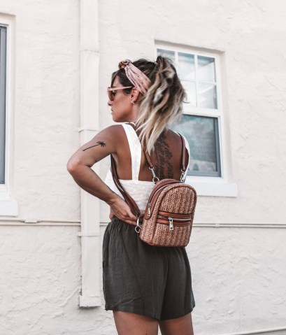 Summer of Diane Miami Boho Style Blogger Princess Polly Easy Beach Outfit 1
