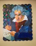 Incline High School Art 2 class project, under instructor Ann Clark