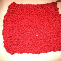 My Quick Beginner Crochet Dishcloth