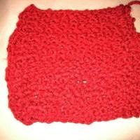 My Quick Beginner Crochet Dishcloth