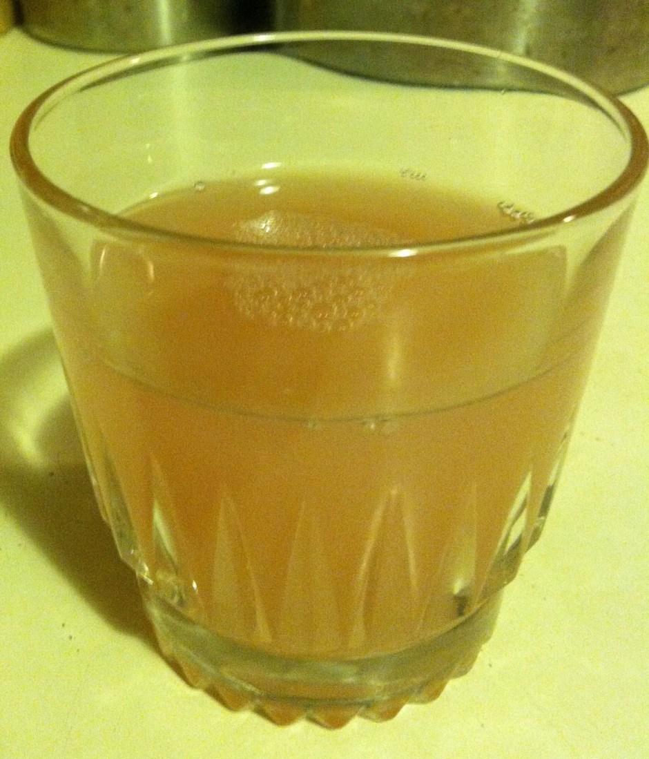 Crab Apple Juice