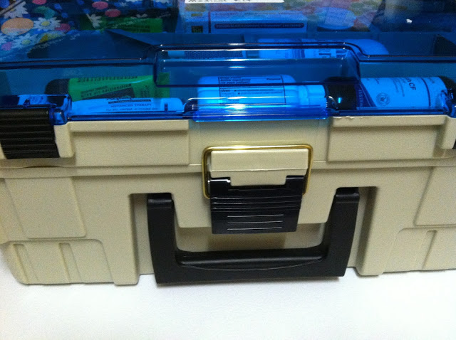 Large $15 Tackle Box From Walmart