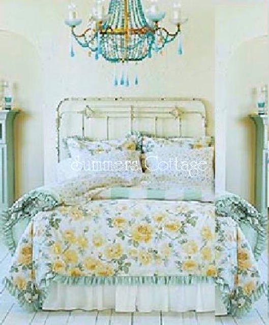full queen rachel ashwell shabby chic ruffles roses cabana stripe duvet comforter cover set