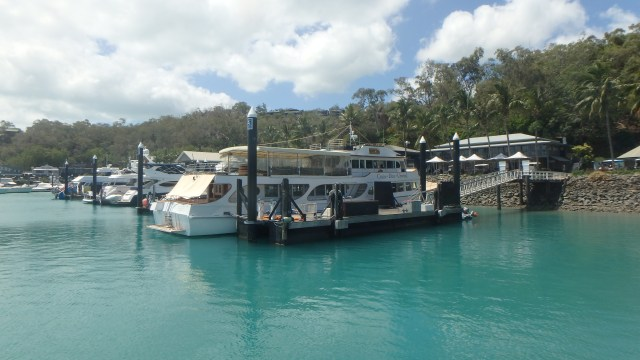 Port at Hamilton Island - Whitsundays, Queensland, Australia