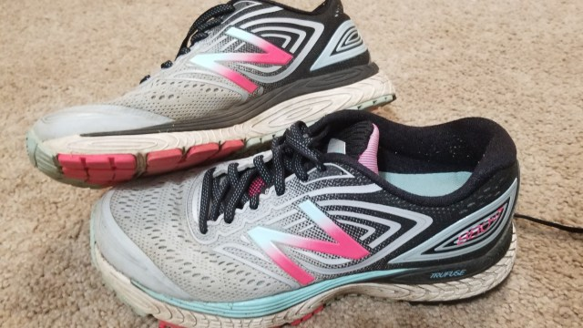 When is it time to replace your running shoes
