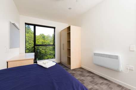 Carlaw Park Village double room