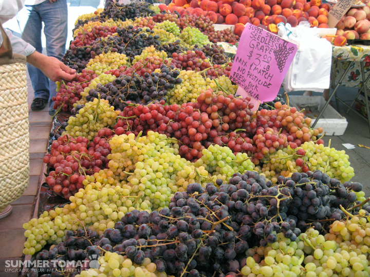 Assorted Grapes