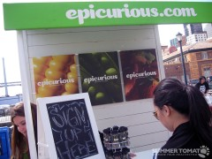 Epicurious Booth SF
