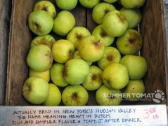 Swaar Dutch Apples