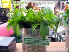 Fresh Tea Bouquet