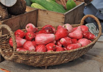 Pomarrosas - Malay Apples
