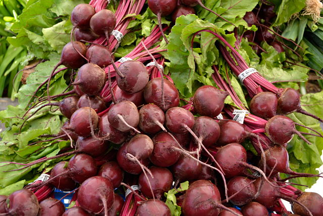 Beets Overflowing