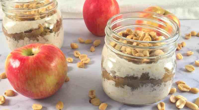Overnight oats no sugar image