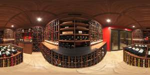 Summit Wine Cellars Traditional Wine Cellar | Ridgefield, CT