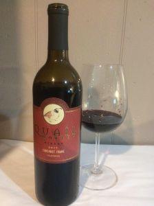 Quail Hollow Winery Cabernet Franc California 2017