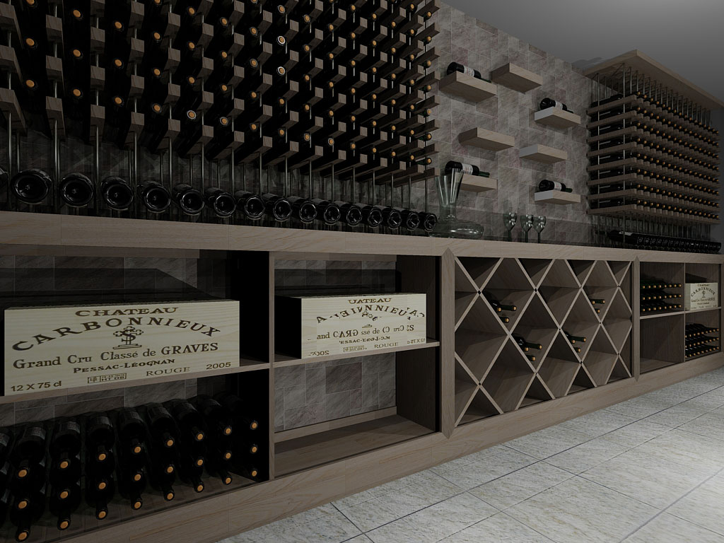 Wine Cellars and Why We Enjoy Them - an Article by Fred Tregaskis, owner of Summit Wine Cellars