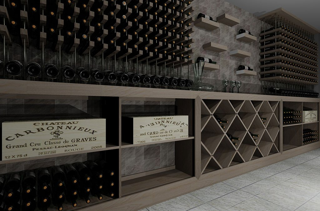 Wine Cellars and Why We Enjoy Them