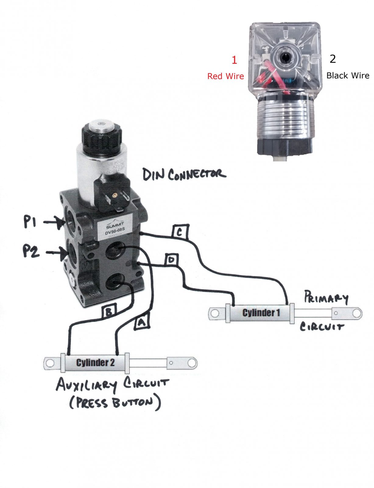 What Is A Hydraulic Diverter Valve How Does A Diverter
