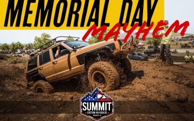 Summit's Memorial Day Mayhem Off-Road Event
