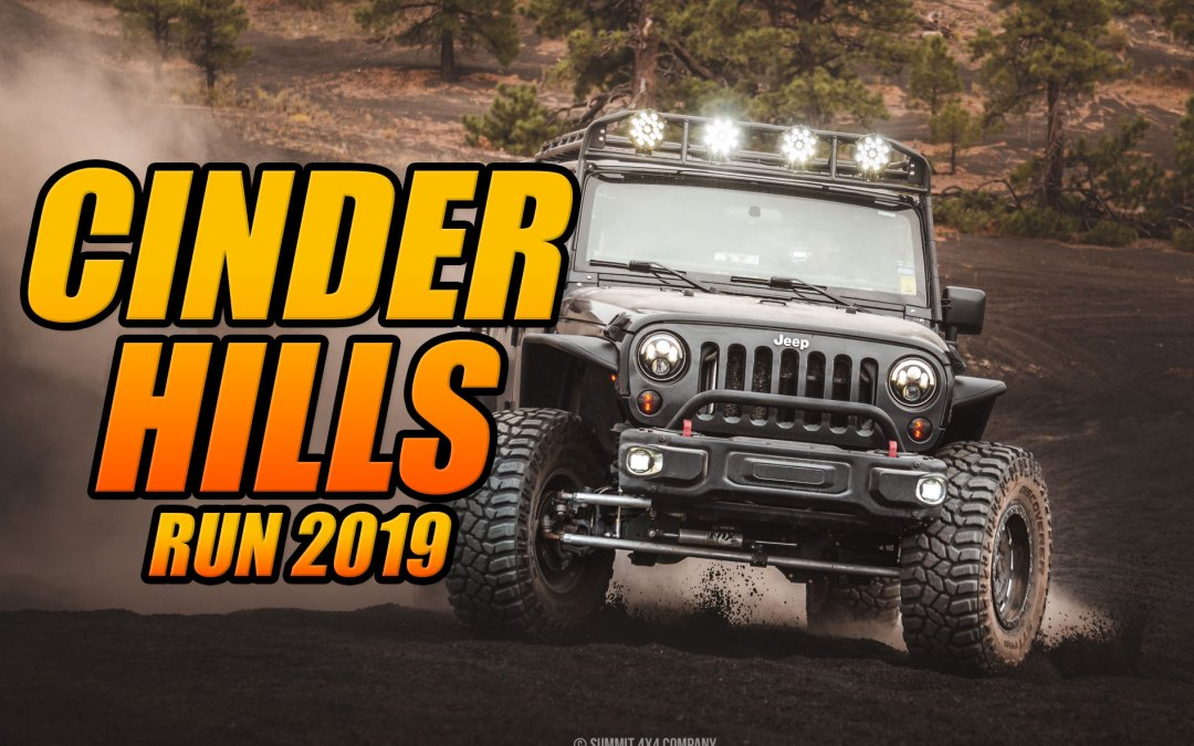 SUMMIT 4X4 CLUB – Cinder Hills Run 2019