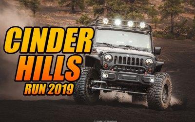 SUMMIT 4X4 CLUB – Cinder Hills Run 2019
