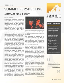 Summit Perspective Spring 2020 Edition