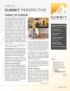Summit Perspective Summer 2020 Edition