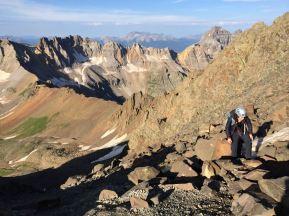 Mt. Sneffels Engagement