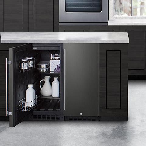 built in undercounter refrigeration