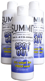 3-pack spot out Professional Strength carpet stain remover