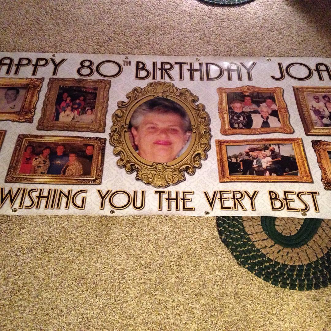 80th birthday - 80th-birthday