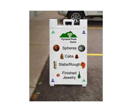 Effective yard signs