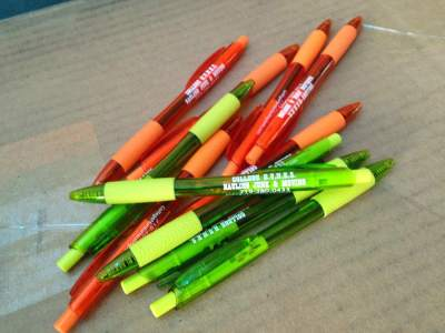promotional pens - Most effective promotional items