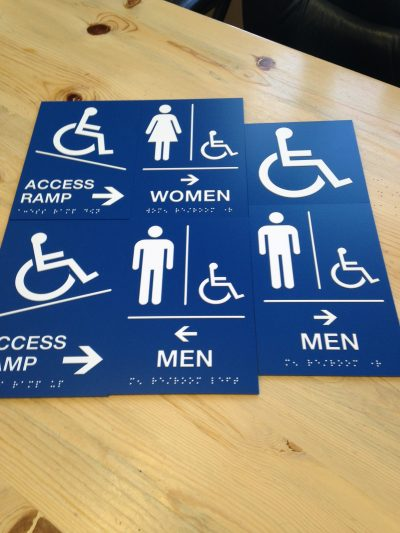 ada 2 e1502198286208 - How to install ADA Signs correctly?