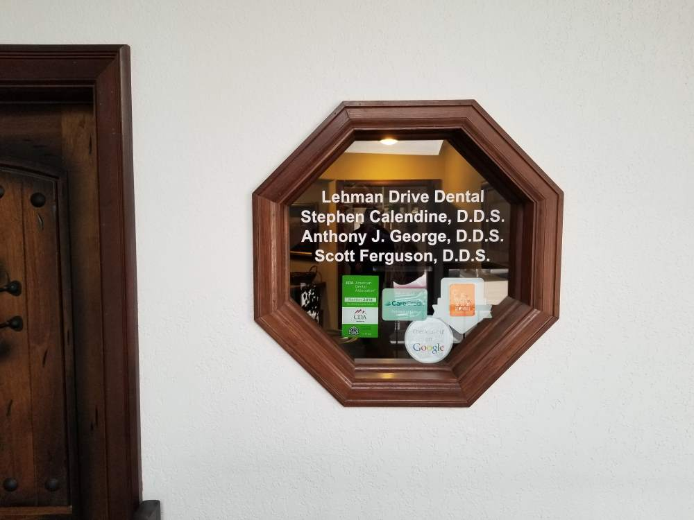 lehman drive dental window vinyl 1 - lehman-drive-dental-window-vinyl-1