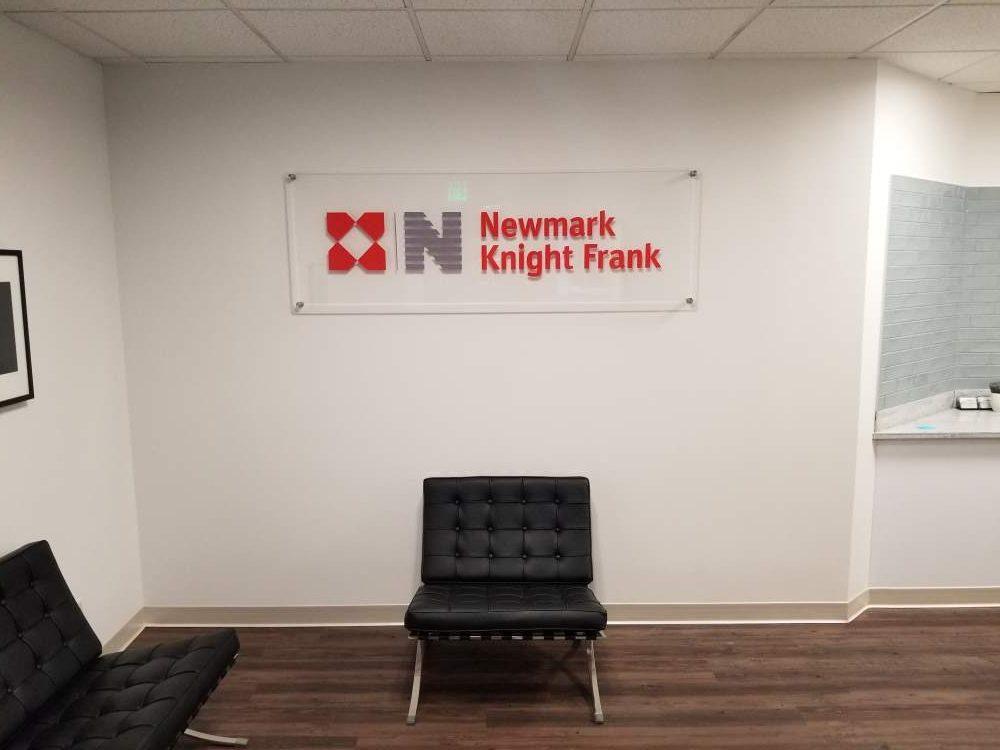 newmark knight frank acrylic sign e1547161724583 - newmark-knight-frank-acrylic-sign