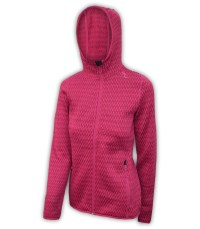 womens-north-shore-fleee-summit-edge-jacket-zip-up-jacket-checkers-pink-fuchsia-red