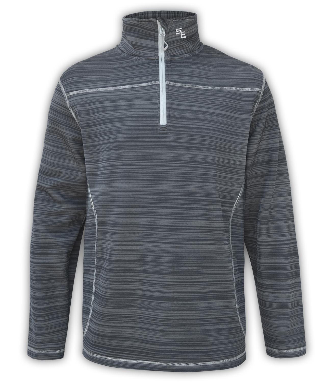 5b0b01859d Men's Quarter Zip Workout Pullover | Summit Edge