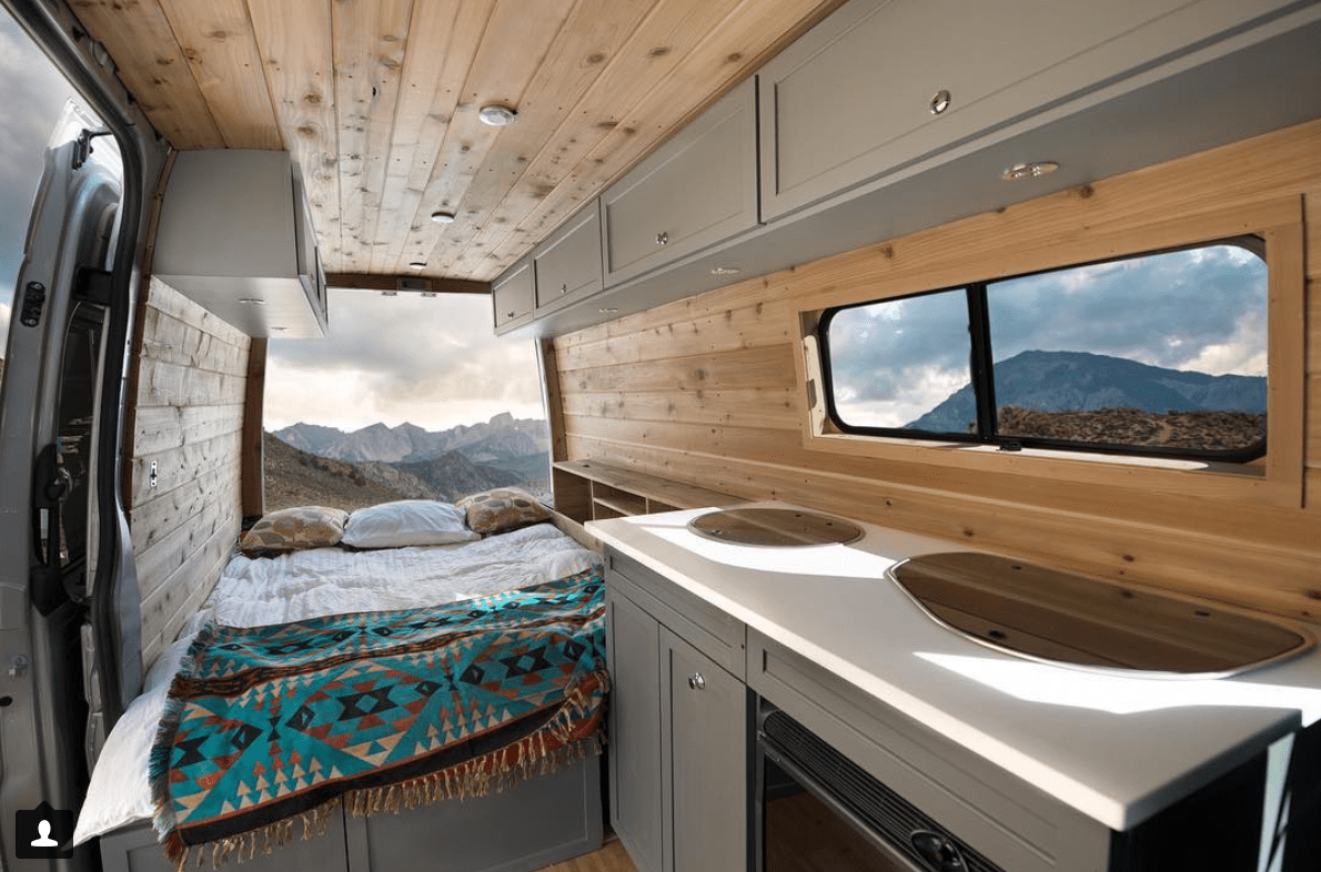 Overview of Conversion Van Options – Summit For Days