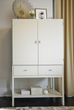After - Custom furniture
