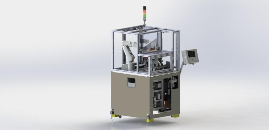 ABB Robot Cell