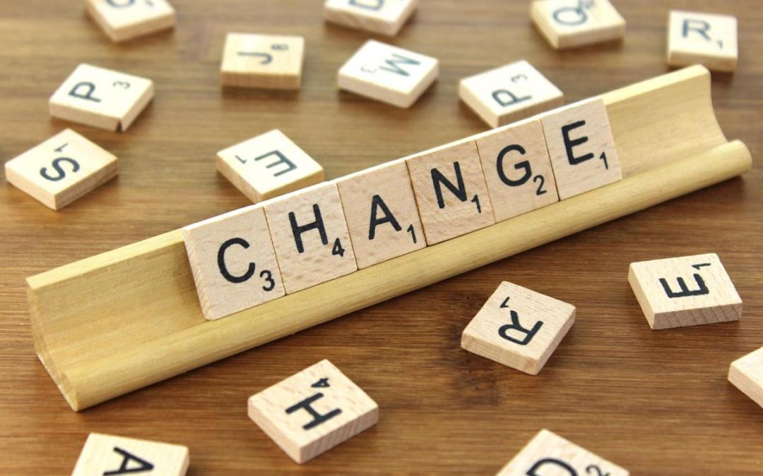 Seeing the Benefits of Change