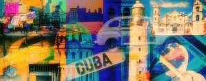 Cuba Collage