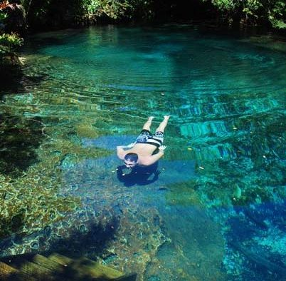 Ecological Reserve Indigenous Eyes